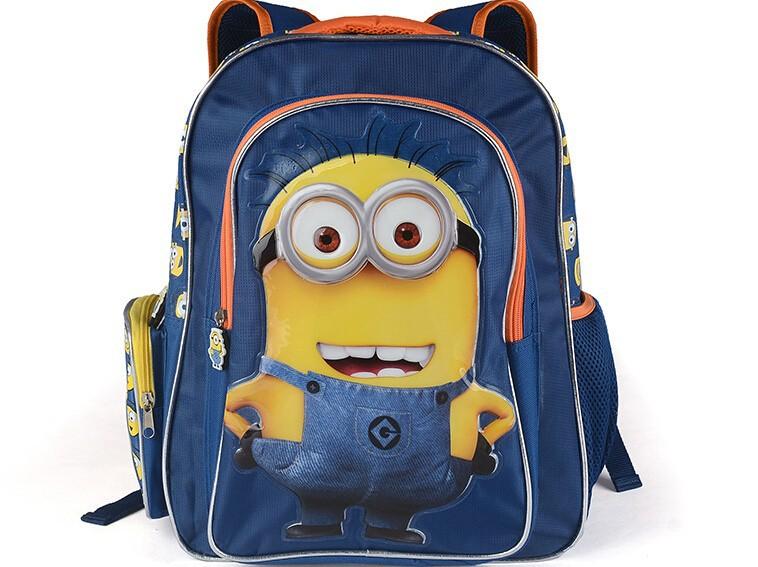 Купить рюкзак с миньоном рюкзаки дейтер школьные